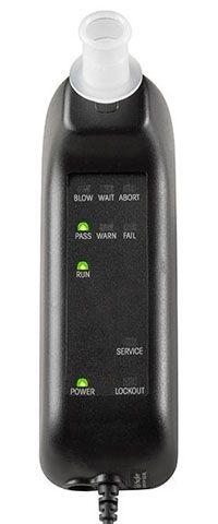 Car Breathalyzer Device