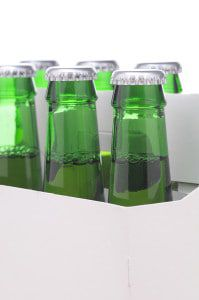 Close-up-of-a-Six-Pack-of-Gree-21977717